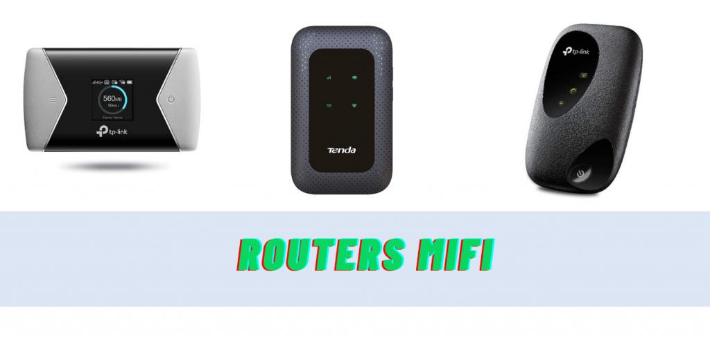 Los 6 mejores Routers MiFi 4G del momento